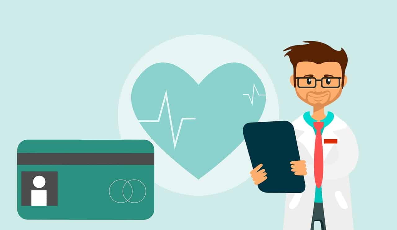 רופא וכרטיס ביטוח