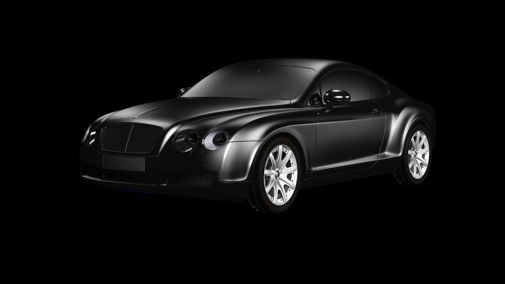רכב שחור