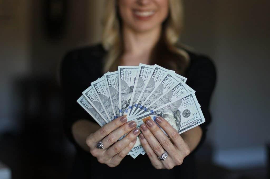 קבלת כסף