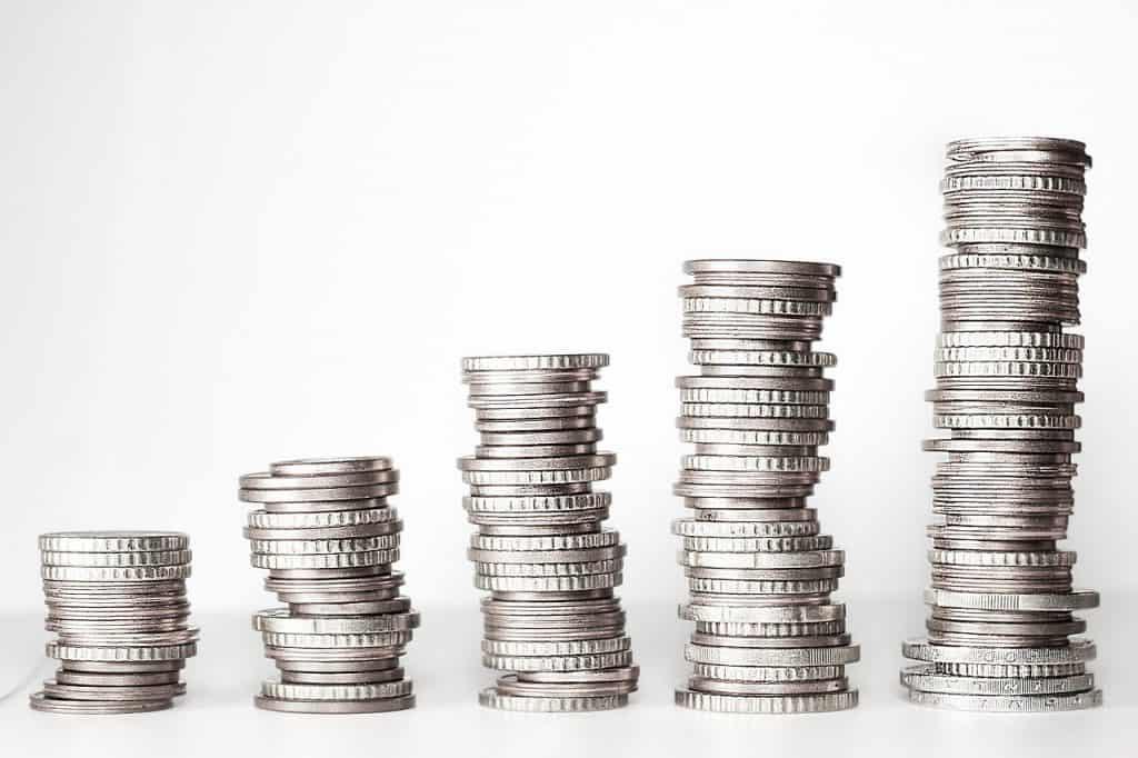 מגדלי מטבעות גדלים